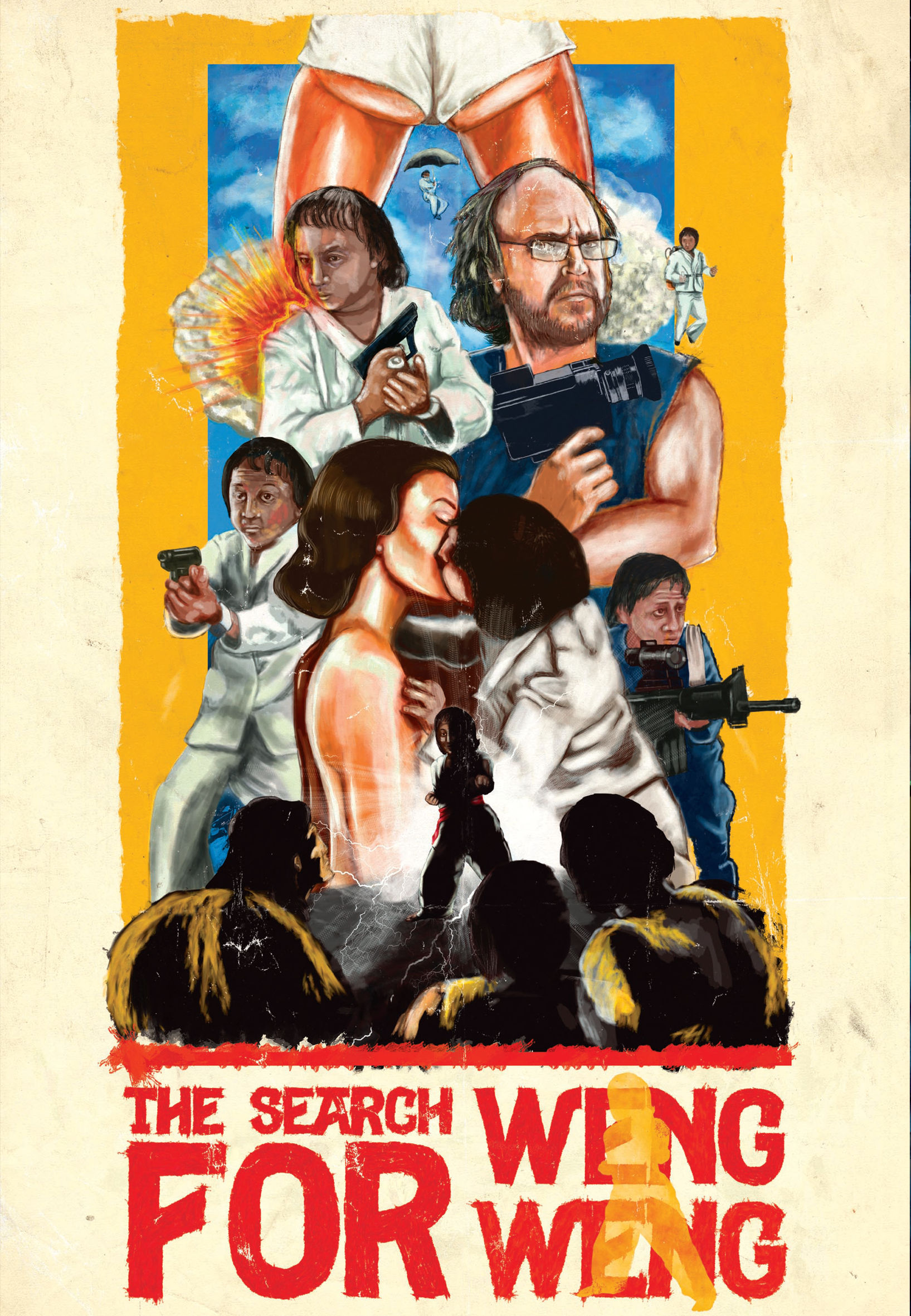 P THE SEARCH FOR WENG WENG