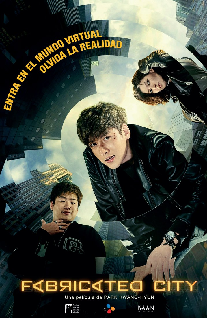 Fabricated City Poster nits