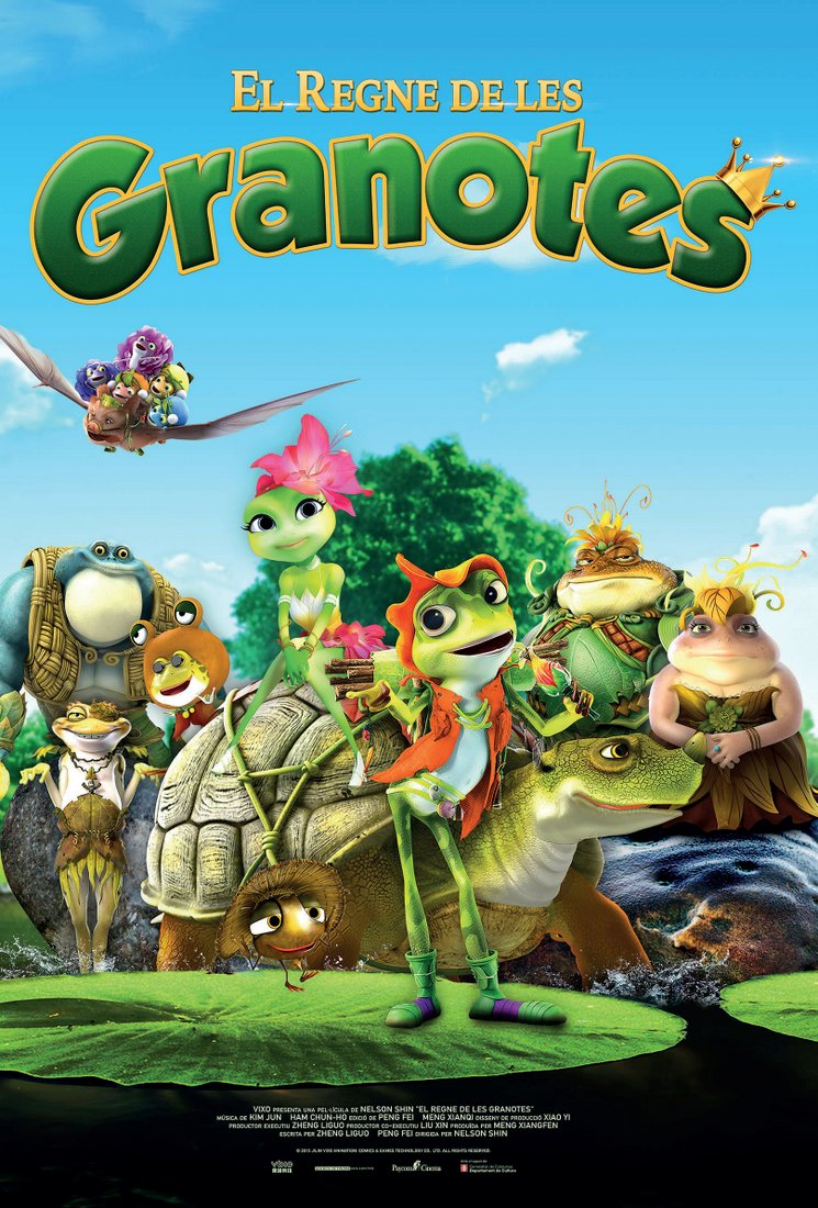 Granotes poster