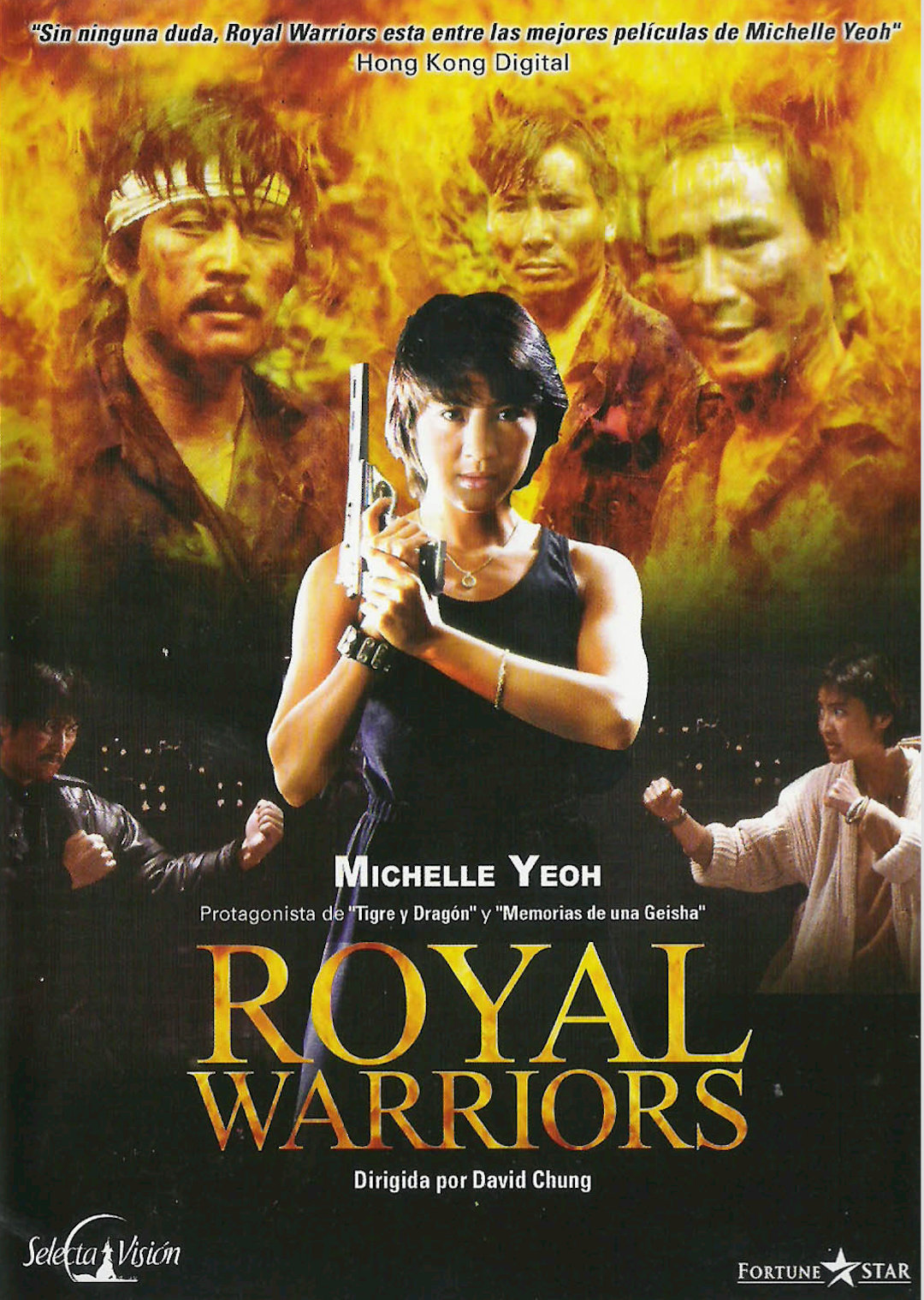 Royal Warriors Poster1