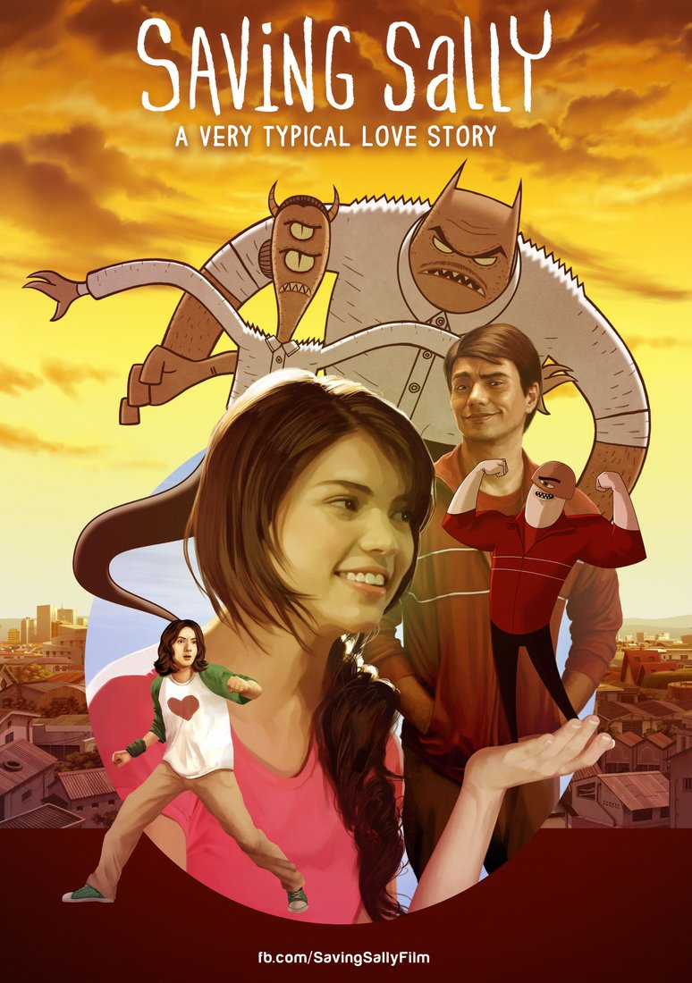 Saving Sally Poster