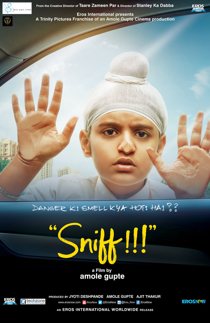 SNIFF !!! Poster